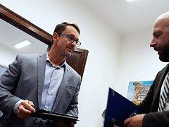 Martin Charvát a hnutí ANO 2011 v Pardubicích obhájili vítězství.