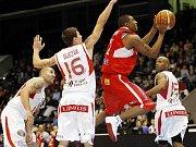BK Synthesia Pardubice – ČEZ Basketball Nymburk 67:64