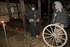 Inkvizitoři si přivezli i mučící nástroje