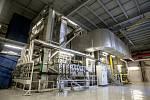 První etapa modernizace teplárny v Semtíně  trvala pět let. Další budou následovat.