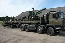 Historické unikáty převáželi ze Švédska pardubičtí vojáci. Na cestě strávili přes týden a nákladní vozidla urazila přes čtyři tisíce kilometrů.