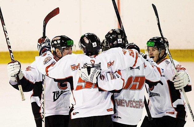Závodní hokejová Pardubice