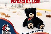 Oslava prvního gólu. V zámoří je akce známá pod názvem Teddy Bear Toss