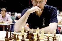 Zahraniční tahoun. Na první šachovnici nastupoval za ŠK Zikuda Turnov I. zpravidla Lukasz Cyborowski z Polska.