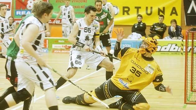 Sokol Pardubice – FBC Liberec 4:5