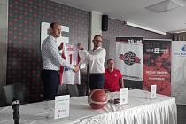 Z tiskové konference BK Pardubice