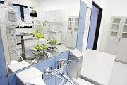 Nový multioborový pavilon Pardubické nemocnice