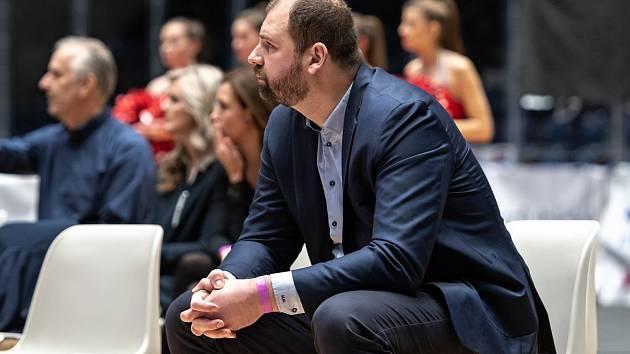 Martin Marek, GM pardubických basketbalistů