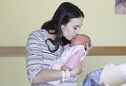 JUSTÝNA POLÁKOVÁ se narodila  1. února v 10:45. Vážila 3060 gramů a měřila 49 centimetrů. Maminku Štěpánku podpořil při porodu tatínek Slávek, který čeká na navrátivší ze z porodnice v Drahoši.