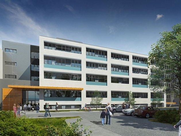V areálu krajské nemocnice vznikne nový multioborový pavilon