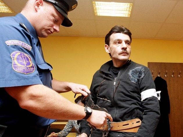 Obžalovaný Petr Markušic