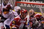 Hokejové utkání - HC Moeller Pardubice x HC Mountfield České Budějovice