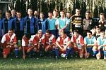 Fotbalová jubilea v Rovni.