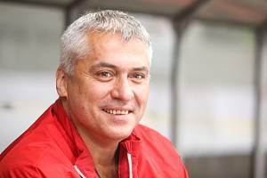 Jaromír Kverka, sportovní manažer HC Dynamo Pardubice
