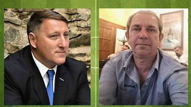 Volby OFS Pardubice 2021, René Živný vs. Petr Rydval