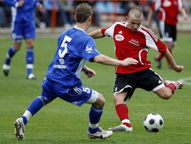 Sokol Živanice – FC Vítkovice 1:0