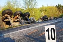 Tragická dopravní nehoda u Pardubic