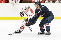 Hokejové Pardubice v přípravě dvakrát zdolaly Slovan Bratislava, účastníka KHL.