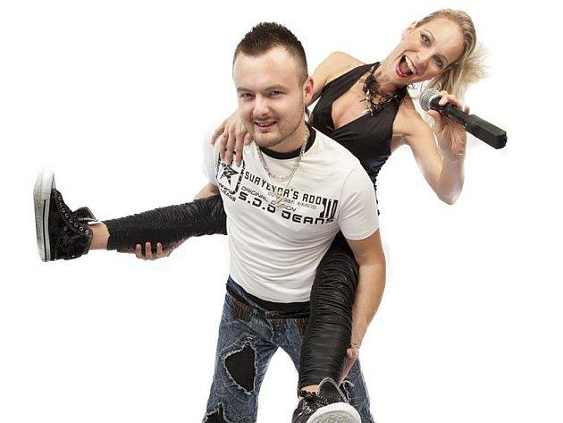 Petr Dvořák a Helena Hamplová