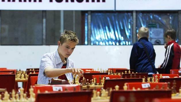 XVIII. ročník mezinárodního festivalu šachu, bridže a her - 1. den