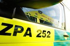 Do služby nastupují tři nová vozidla záchranné služby.