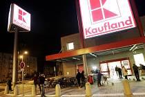 Kaufland na sídlišti Višňovka byl otevřen