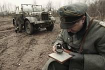 Na přeloučský tankodrom se vrátila druhá světová válka.