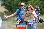 Téměř tři stovky lidí z celé České republiky se sjely v Pardubicích, aby tu odstartovaly X-Challenge