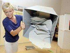 Volební místnosti se uzavřely, sčítání výsledků historicky prvního referenda je tu