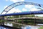 Most ve Valech u Přelouče