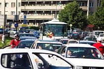 Dopravní zápca