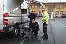 Policisté se v úterý zaměřili na kontrolu nákladních aut na silnicích na Svitavsku.