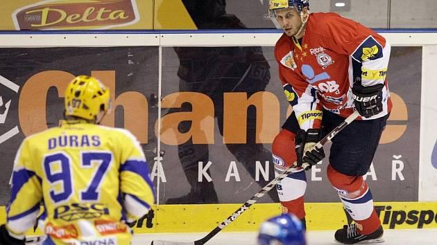 Pavel Brendl (v červeném)