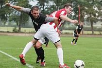 Pohár České pošty: SK Holice x Spartak Kutná Hora 0:2