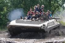 Tank Power Show je tradiční akce pořádaná každoročně v zážitkovém areálu Tank Power v Přelouči ve spolupráci s Československou obcí legionářskou, která se zabývá především výukovými programy pro děti a mládež zaměřenými na období 1. a 2. světové války.