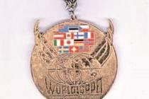 MEDAILE za absolvované závody světové série Worldloppet.