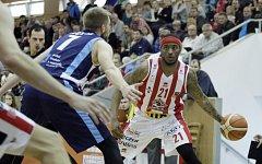 Basketbal Pardubice - Kolín.