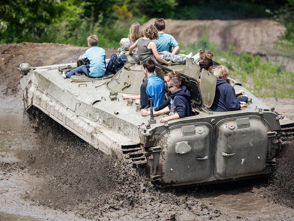 Tank Power Přelouč 2015