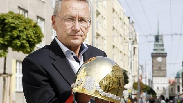Pavel Lejhanec s 67. zlatou přilbou