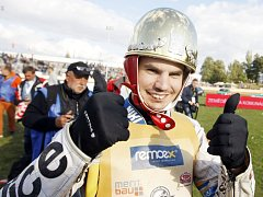 Vítěz 67. ročníku Zlaté přilby Jurica Pavlic