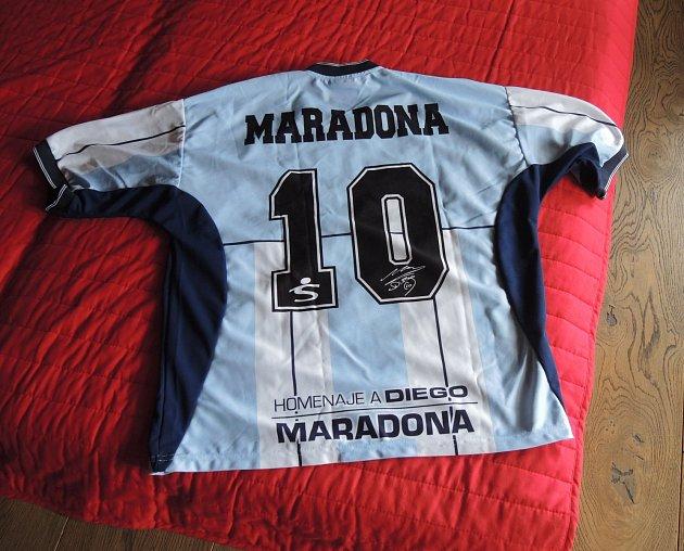 میلوسلاو اوربانک: مارادونا برای من جاودانه خواهد ماند