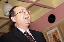 Ředitel Komorní filharmonie Pardubice Vojtěch Stříteský