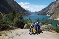 Na kole Kanadou. Pardubický cyklista Jan Kovář projel tuto zemi na kole ze západu na východ.