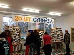 Oslavy 20 let Gymnázia Mozartova v Pardubicích.