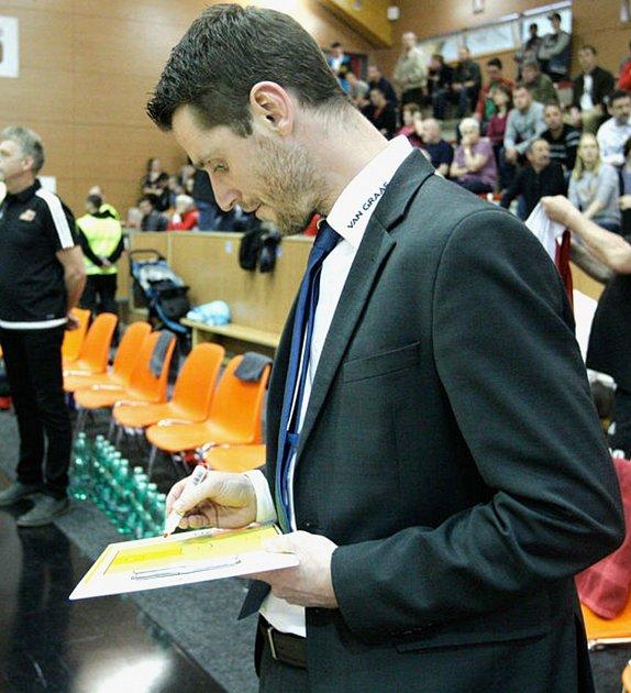 Asistent trenéra reprezentace Lubomír Růžička.