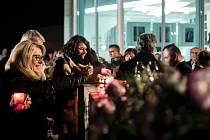 Připomínku událostí 17. listopadů uspořádala v předvečer státního svátku Univerzita Pardubice.