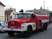 CAS 32 TATRA T148, r.v. 1977