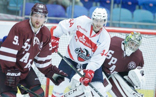Pardubice na úvod Mountfield Cupu podlehly Spartě.