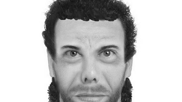 Podobenka muže, kterého policie podezírá z vraždy v Jungmannově ulici.