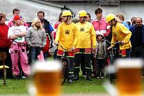 Sbor dobrovolných hasičů, hasiči Svinčany, IX ročník Memoriálu Zdeňka Kubína požární útok a humorný útok ve stylu Hoří má panenko